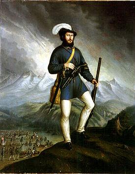 Janko Francisci, dobrovoľník