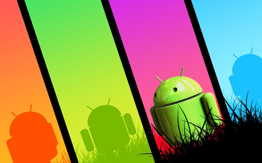 Android a vlajkové lode