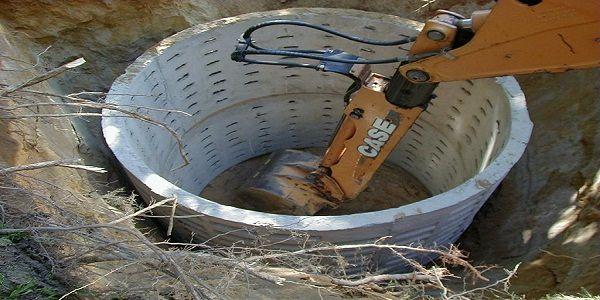 Budovanie žumpy